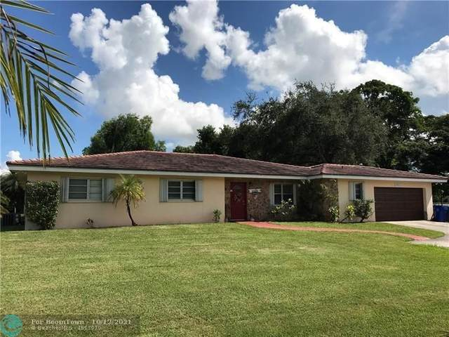 13711 SW 52 PL, Southwest Ranches, FL 33330 (MLS #F10304058) :: Green Realty Properties
