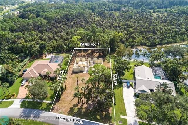 8350 Whispering Oak Way, West Palm Beach, FL 33411 (MLS #F10304110) :: Castelli Real Estate Services