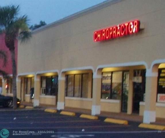 5100 W Commercial Blvd #14, Tamarac, FL 33319 (#F10304157) :: The Rizzuto Woodman Team