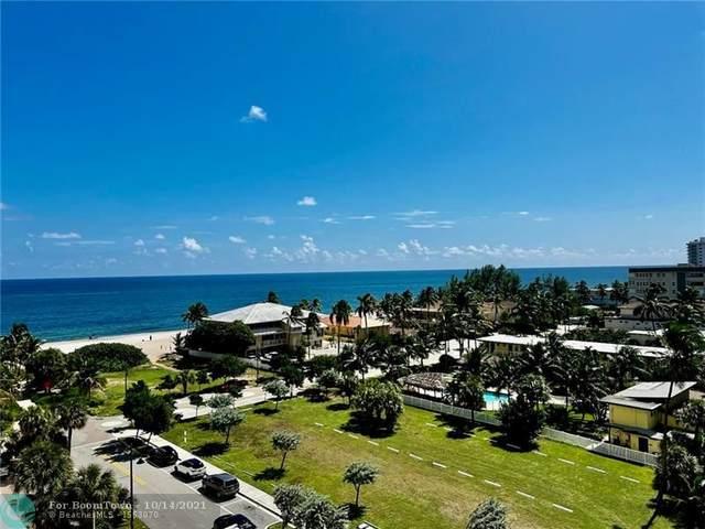 111 Briny Ave #814, Pompano Beach, FL 33062 (#F10304170) :: Heather Towe | Keller Williams Jupiter