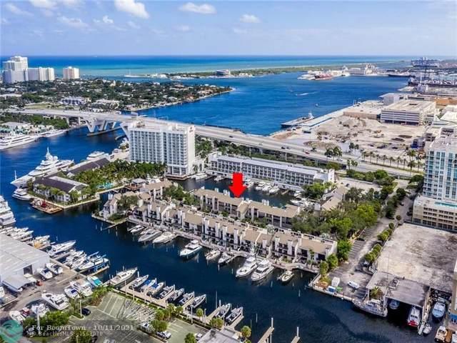 13 Port Side Dr, Fort Lauderdale, FL 33316 (#F10304175) :: DO Homes Group