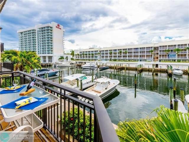 14 Port Side Dr #14, Fort Lauderdale, FL 33316 (#F10304185) :: DO Homes Group