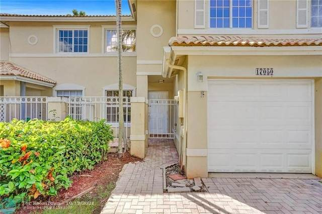 17050 NW 22nd St #17050, Pembroke Pines, FL 33028 (MLS #F10304190) :: Green Realty Properties