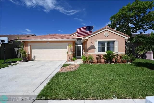 6629 Schooner Terrace, Margate, FL 33063 (MLS #F10304223) :: Castelli Real Estate Services