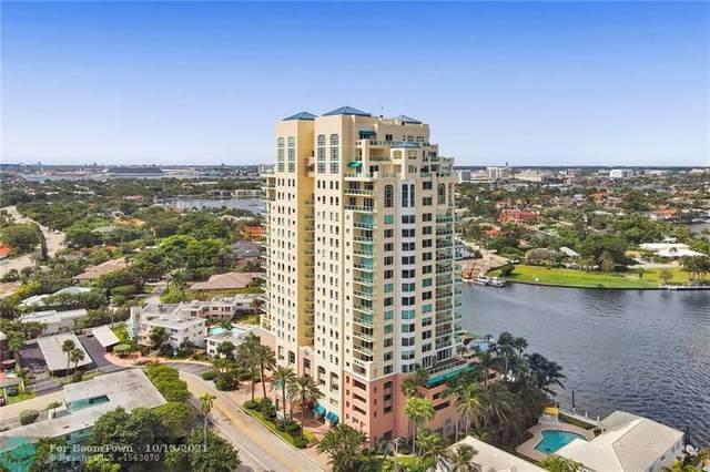3055 Harbor Dr #602, Fort Lauderdale, FL 33316 (MLS #F10304253) :: Green Realty Properties