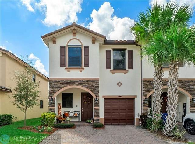 5442 NW 27th St #5442, Margate, FL 33063 (#F10304264) :: The Reynolds Team | Compass