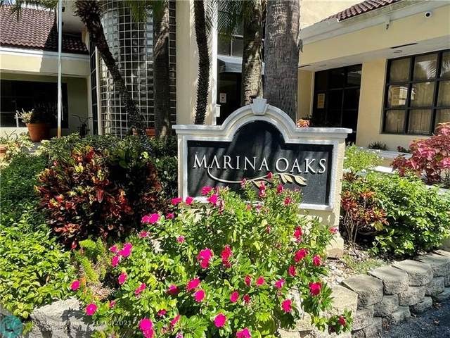 2445 SW 18th Ter #501, Fort Lauderdale, FL 33315 (MLS #F10304265) :: Green Realty Properties