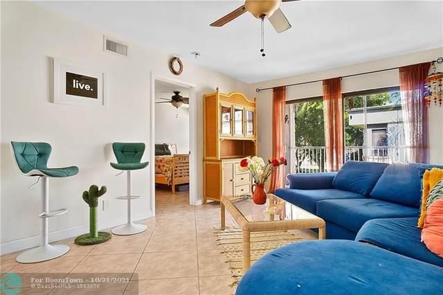 265 SE 10th St 12C, Deerfield Beach, FL 33441 (#F10304270) :: Posh Properties