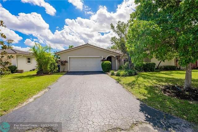 8880 NW 20th Mnr, Coral Springs, FL 33071 (MLS #F10304283) :: The Mejia Group | LoKation Real Estate