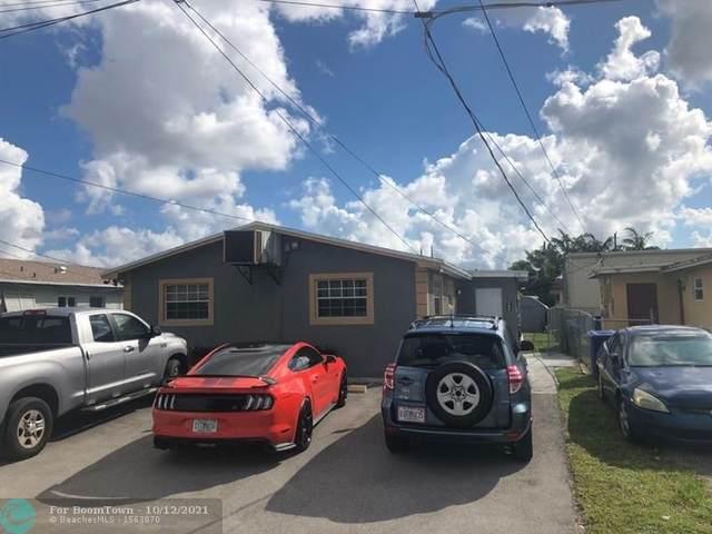 2213 SW 61st Ave, Miramar, FL 33023 (MLS #F10304288) :: Green Realty Properties