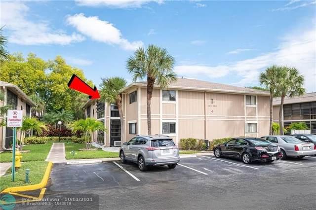 7819 Ashmont Cir #206, Tamarac, FL 33321 (MLS #F10304300) :: Green Realty Properties