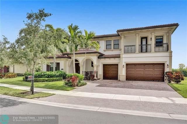 8765 Watercrest Circle East, Parkland, FL 33076 (#F10304319) :: Michael Kaufman Real Estate