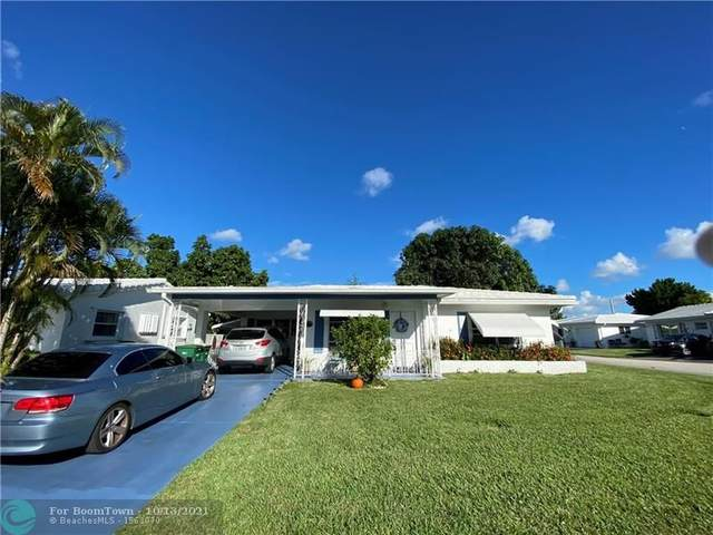 5806 NW 83RD AVE, Tamarac, FL 33321 (MLS #F10304341) :: Castelli Real Estate Services
