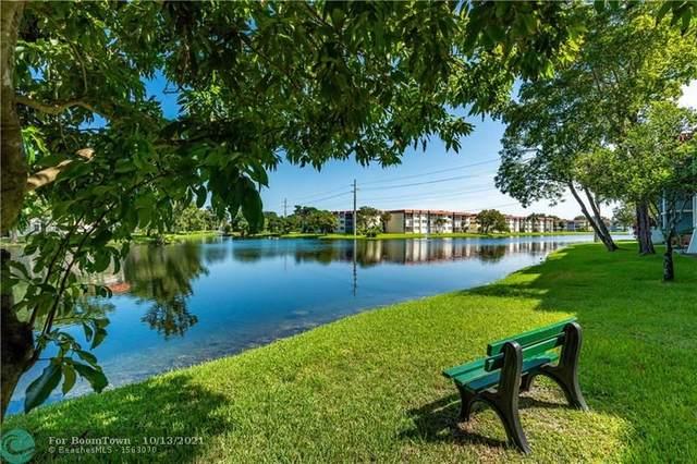 8981 S Hollybrook Blvd #106, Pembroke Pines, FL 33025 (MLS #F10304347) :: Castelli Real Estate Services