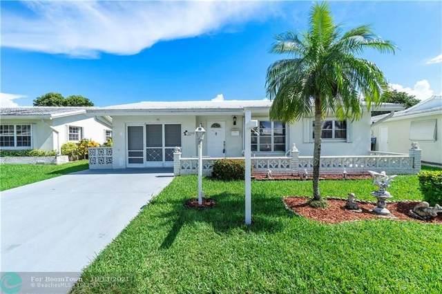 7200 NW 71st Ave, Tamarac, FL 33321 (MLS #F10304349) :: Castelli Real Estate Services