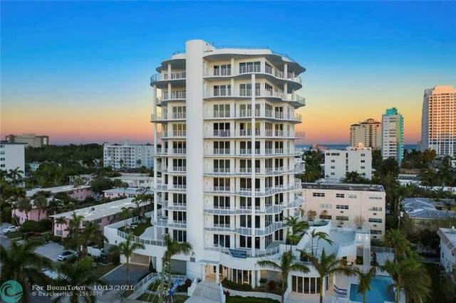 612 Bayshore Drive #501, Fort Lauderdale, FL 33304 (#F10304382) :: DO Homes Group