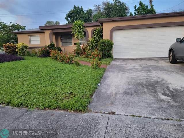 3131 NW 43rd St, Lauderdale Lakes, FL 33309 (MLS #F10304385) :: Castelli Real Estate Services