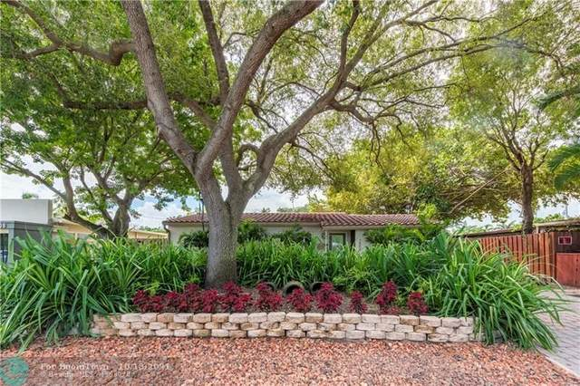 1504 NE 18th St, Fort Lauderdale, FL 33305 (MLS #F10304413) :: Green Realty Properties
