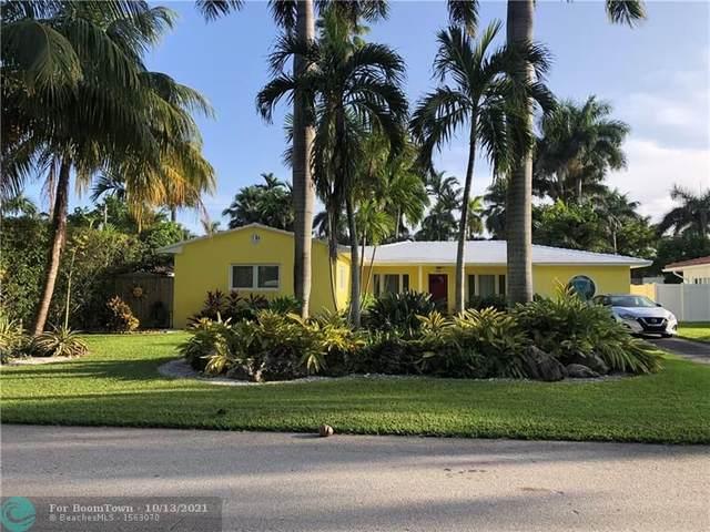 1306 Jefferson St, Hollywood, FL 33019 (MLS #F10304423) :: Castelli Real Estate Services