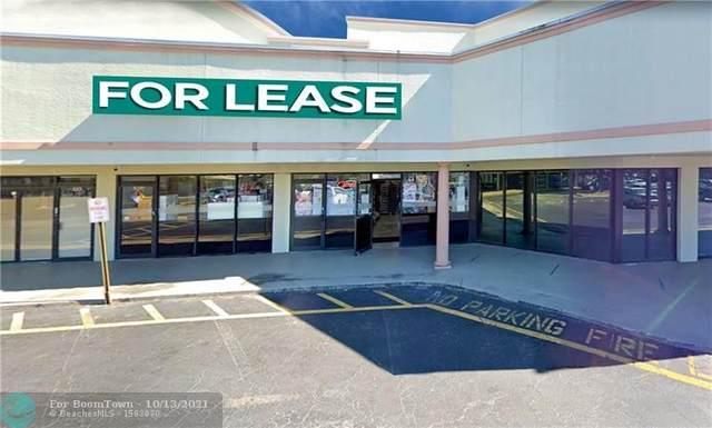 1426 N State Road 7, Margate, FL 33063 (#F10304436) :: Posh Properties