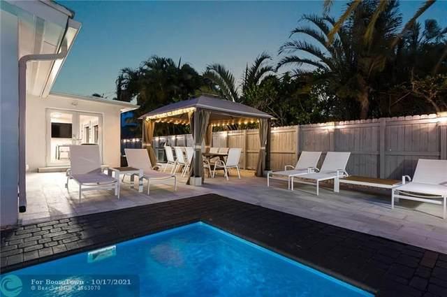 1800 NE 27th Ave, Pompano Beach, FL 33062 (#F10304442) :: Michael Kaufman Real Estate