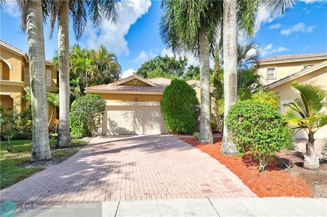 12015 NW 59th St, Coral Springs, FL 33076 (#F10304444) :: Baron Real Estate
