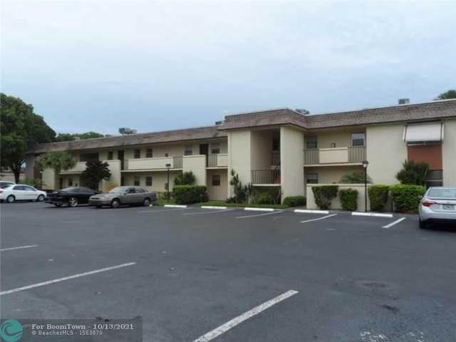 5535 Lakewood Cir #325, Margate, FL 33063 (#F10304459) :: DO Homes Group