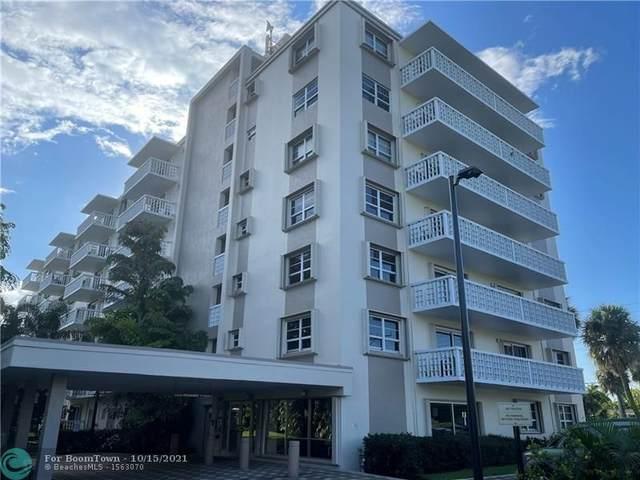 1831 NE 38th St #401, Oakland Park, FL 33308 (MLS #F10304464) :: Castelli Real Estate Services