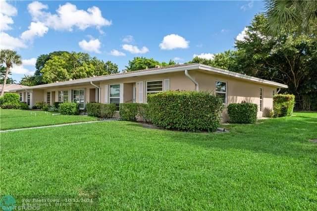 8547 Bella Vista Dr #88, Boca Raton, FL 33433 (MLS #F10304489) :: Castelli Real Estate Services