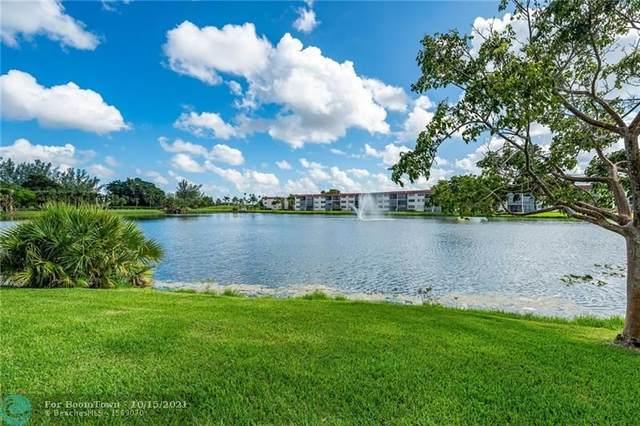 9500 N Hollybrook Lake Dr #109, Pembroke Pines, FL 33025 (MLS #F10304496) :: Castelli Real Estate Services