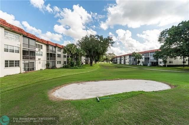 8901 S Hollybrook Blvd #104, Pembroke Pines, FL 33025 (MLS #F10304500) :: Castelli Real Estate Services