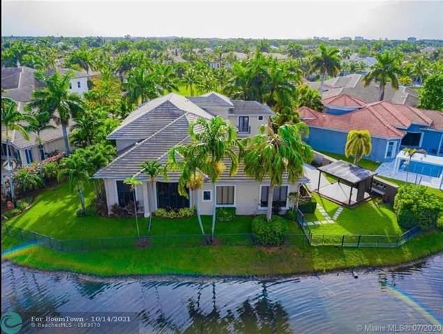 691 Carrotwood Ter, Plantation, FL 33324 (#F10304512) :: DO Homes Group