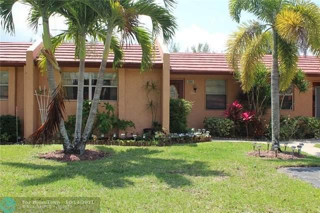 306 Lake Helen Dr #306, West Palm Beach, FL 33411 (MLS #F10304522) :: Castelli Real Estate Services