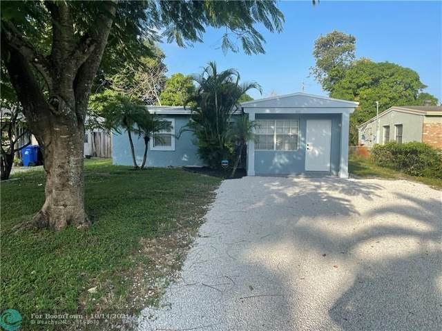 1617 NW 5th Ave, Fort Lauderdale, FL 33311 (MLS #F10304538) :: Green Realty Properties