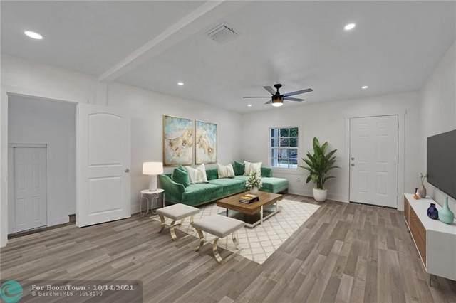 1310 NW 42nd St, Miami, FL 33142 (MLS #F10304539) :: Green Realty Properties
