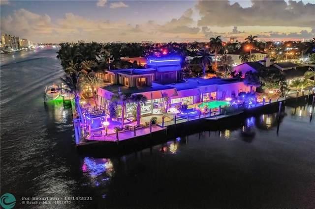 2841 NE 9th Ct, Pompano Beach, FL 33062 (MLS #F10304540) :: Berkshire Hathaway HomeServices EWM Realty