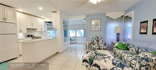 17560 Atlantic Blvd #318, Sunny Isles Beach, FL 33160 (MLS #F10304552) :: The Jack Coden Group