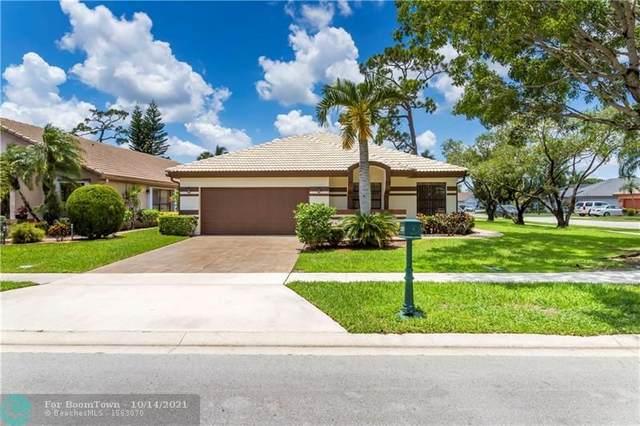 21357 Bridge View Dr, Boca Raton, FL 33428 (MLS #F10304560) :: Castelli Real Estate Services