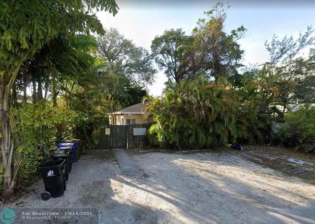 921 NE 16th Ter, Fort Lauderdale, FL 33304 (MLS #F10304564) :: Green Realty Properties