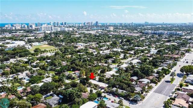 1512 NE 14th St, Fort Lauderdale, FL 33304 (MLS #F10304568) :: Green Realty Properties