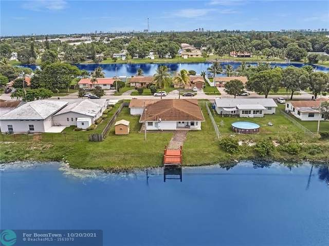 2771 NW 26th Ave, Oakland Park, FL 33311 (MLS #F10304588) :: The Mejia Group | LoKation Real Estate