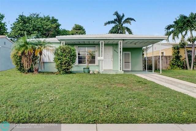 5309 NE 3rd Terrace, Oakland Park, FL 33334 (MLS #F10304594) :: The Mejia Group | LoKation Real Estate