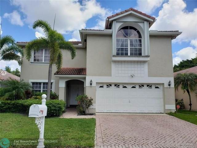 2525 NW 79th Ave, Margate, FL 33063 (MLS #F10304616) :: The MPH Team