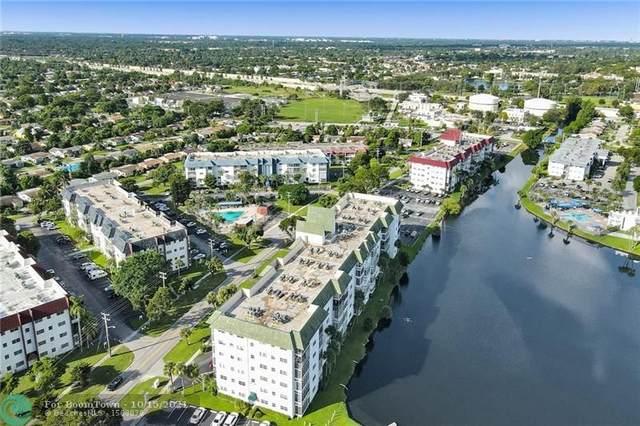 4751 NW 21st St #604, Lauderhill, FL 33313 (MLS #F10304643) :: Castelli Real Estate Services