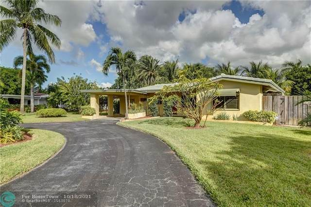 61 NW 33rd St, Oakland Park, FL 33309 (MLS #F10304653) :: THE BANNON GROUP at RE/MAX CONSULTANTS REALTY I