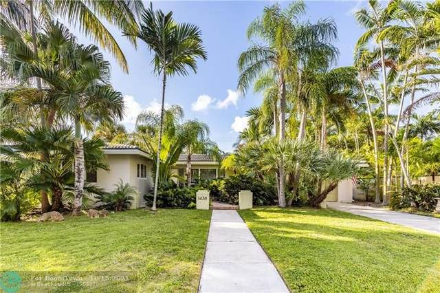 1438 Harrison St, Hollywood, FL 33020 (MLS #F10304657) :: Castelli Real Estate Services