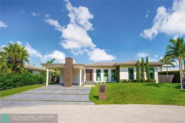 1665 NE 104th St, Miami Shores, FL 33138 (MLS #F10304674) :: The Mejia Group | LoKation Real Estate