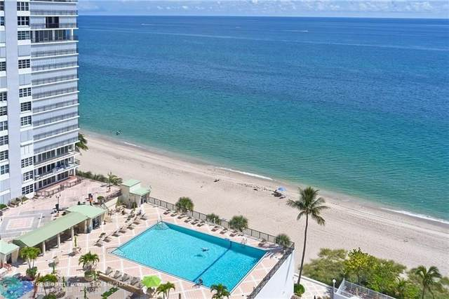 4250 Galt Ocean Dr Phj, Fort Lauderdale, FL 33308 (MLS #F10304675) :: THE BANNON GROUP at RE/MAX CONSULTANTS REALTY I