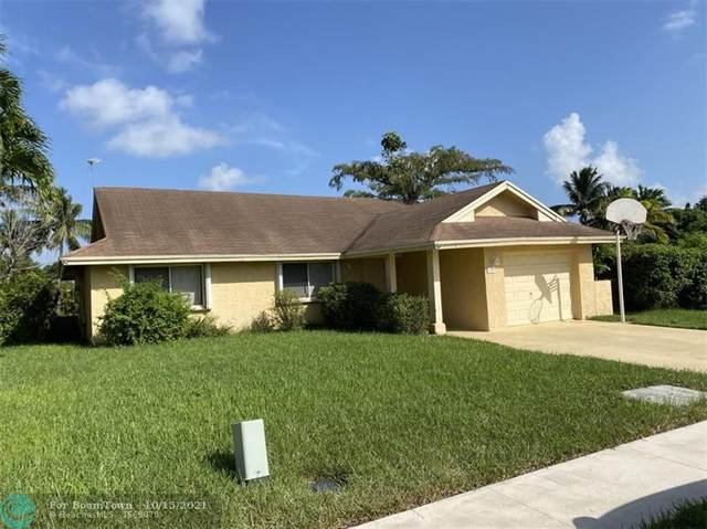 604 SW 75th Ave, North Lauderdale, FL 33068 (#F10304677) :: DO Homes Group