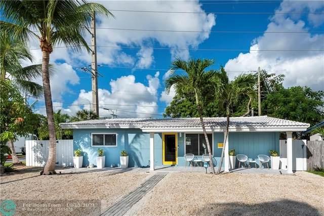 2601 NE 9th Ter, Wilton Manors, FL 33334 (MLS #F10304694) :: Castelli Real Estate Services